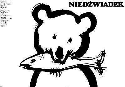 L'ours by Mieczyslaw Wasilewski